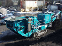 crawler mobile impact crusher 320 t/h (352 US tph) | XH320, XH320SR Powerscreen