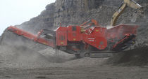 crawler mobile impact crusher 328 kW (400 hp) | I-130 TEREX Mobile Processing Equipment