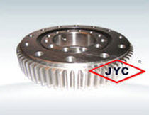 crossed roller slewing ring ID : 320 - 2 800 mm, OD : 550 - 3 310 mm LUOYANG JINYUAN OUTSIZE BEARING CO.,LTD.