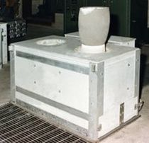 crucible melting furnace  Inductotherm
