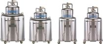 cryostat / Dewar vessel for liquid helium Helistor series Statebourne Cryogenics Ltd.