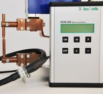 current monitor for resistance welding WCM 300  Isomatic Lab.