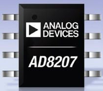 current-sense amplifier integrated circuit AD8xxx series  Analog Devices