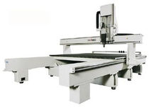 custom multi-spindle router Custom Machine FlexiCAM