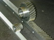 custom rack and pinion  WMH Srl