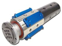 custom rotary union for centrifuge applications  DSTI - Dynamic Sealing Technologies