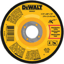 cut-off wheel  DEWALT Industrial Tool