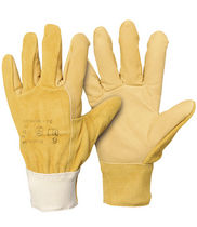 cut resistant water-proof leather gloves WETCUT/03 ROSTAING