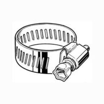 cutout strip hose clamp  Precision Brand Products