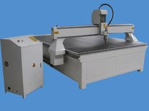 cutting and engraving machine 1300 x 2500 x 200 mm | PC-1325 A type Jinan Penn CNC Machine CO.,Ltd.