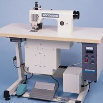 cutting and engraving machine for textile LaceMaster� Sonobond Ultrasonics