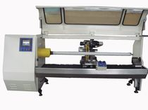 cutting machine for adhesive tape manufacturing 1 000 - 1 600 mm, max. ø 400 mm |  AT-708 Suzhou Atape machinery