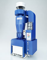 cyclone dust collector AP1 PELLIZZARI & FIGLI SRL