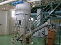 cyclone dust collector DS LUWA