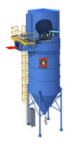 cyclone dust collector max. 8468 m &sup2; | VTS, VOS Eco Instal