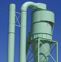 cyclone dust collector  Allied Blower & Sheet Metal Ltd.