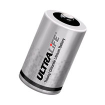 cylindrical lithium-thionyl chloride battery 3.6 V, 1.2 Ah | UHE-ER14250  Ultralife