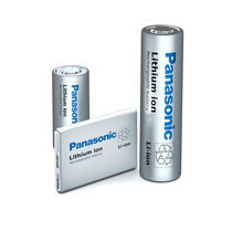 cylindrical rechargeable Li-ion battery 3.6 - 3.7 V, 0.68 - 3.25 Ah | NCR - UR series  Panasonic Industrial Batteries