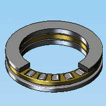 cylindrical roller thrust bearing ID : 45 - 360 mm, OD : 65 - 440 mm AST Bearings