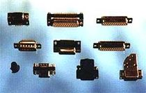 D-subminiature connector  THORA Elektronik