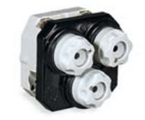 D type (diazed) fuse holder 25 - 63 A, 500 V | SAFE series Palazzoli SpA