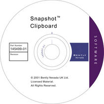 data acquisition software Snapshot Clipboard GE Measurement & Control Bently Nevada