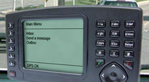 data collection terminal MDT-860 Navman Wireless