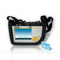 data-logger for hydraulic systems 16 Channels, CAN, Ethernet, USB | HPM6000 Webtec Products Limited