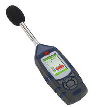 data logging sound level meter CEL-630 Series Casella CEL