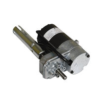 DC electric gearmotor for hospital bed  Hurst