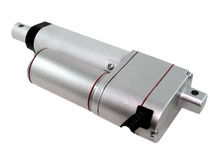 "DC electric linear actuator with potentiometer 2"", 150 lbs 
