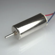 DC electric micro-motor ø 7 mm, 20 mA | 107-001 Precision Microdrives