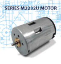 DC electric micro-motor M2232U series Micro-Drives