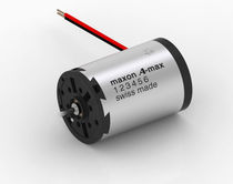 DC electric motor with ironless rotor ø 22 mm, 5 - 48 V, 3.5 - 6 W | A-max 22 series  maxon motor