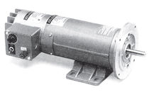 DC electric motor with integrated controller 0.25 - 1 HP | Magnapak series Graham Motors and Controls