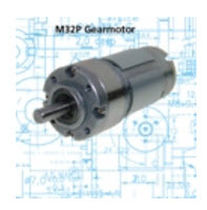DC planetary electric micro gearmotor M32P series Micro-Drives