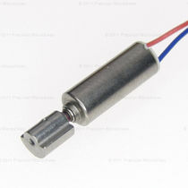 DC vibration micro motor ø 4mm, 0.4 - 0.6 g | 304 series Precision Microdrives