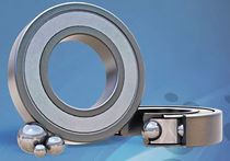 deep groove ball bearing ID : 8 - 80 mm, OD : 22 - 180 mm | BDG A&S Fersa