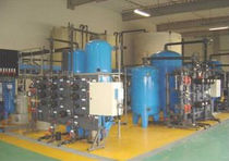 demineralisation plant (ion exchange resins)  Hytec Industrie
