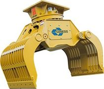 demolition grapple for excavator GSG series GENESIS GmbH