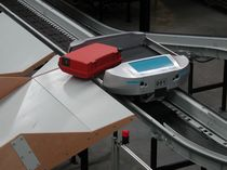 destination coded vehicle conveyor max. 10 m/s | autover® BEUMER Group GmbH & Co. KG