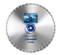 diamond circular saw blade F 1240 Diagrip™ Husqvarna Construction Products