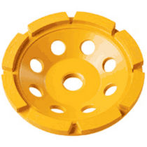 diamond grinding cup wheel  DEWALT Industrial Tool