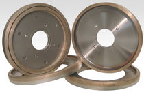 diamond metal bonded grinding wheel max. &oslash; 300 mm A.S.TOOLS SRL