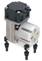 diaphragm air pump max. 7 l/min, 0.45 bar | DP 0102S Nitto Kohki Deutschland