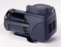 diaphragm combined vacuum pump and air compressor 1.3 cfm, max. 1.7 bar | 22D DC Series GAST