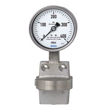 diaphragm operated differential pressure gauge max. 40 bar | 732.51 WIKA Alexander Wiegand