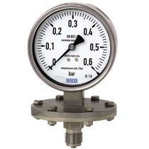 diaphragm pressure gauge 100 - 160 mm, 25 bar | 432.50, 433.50 WIKA Alexander Wiegand