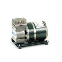 diaphragm pump for gas sampling 0 - 150 lpm | Standard Dia-Vac® R series Air Dimensions Incorpor.