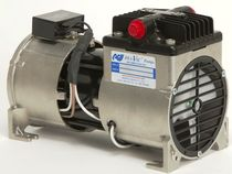 diaphragm pump for gas sampling 0 - 36 lpm | Mini Dia-Vac® M series Air Dimensions Incorpor.